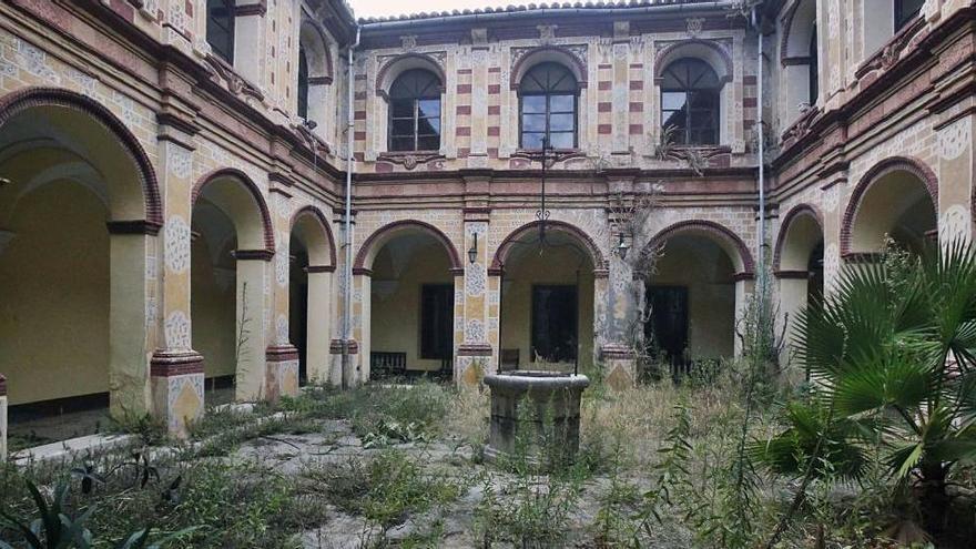 Un monasterio que agoniza