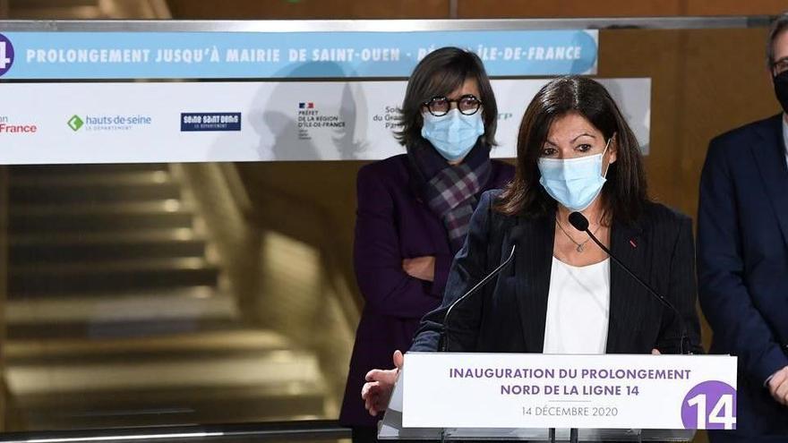 Multen l'alcaldia de París per ocupar massa dones