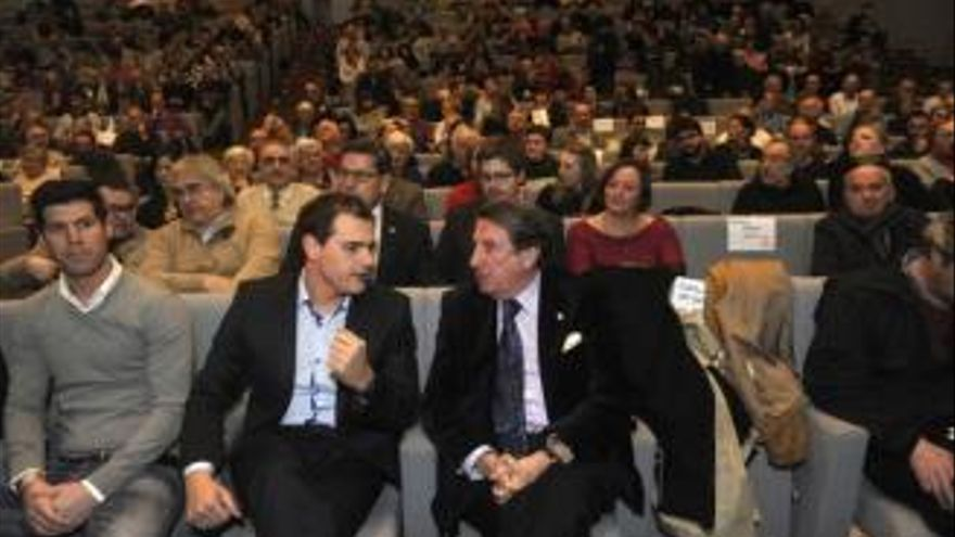 Francisco Vázquez participará en un acto de Ciudadanos en A Coruña
