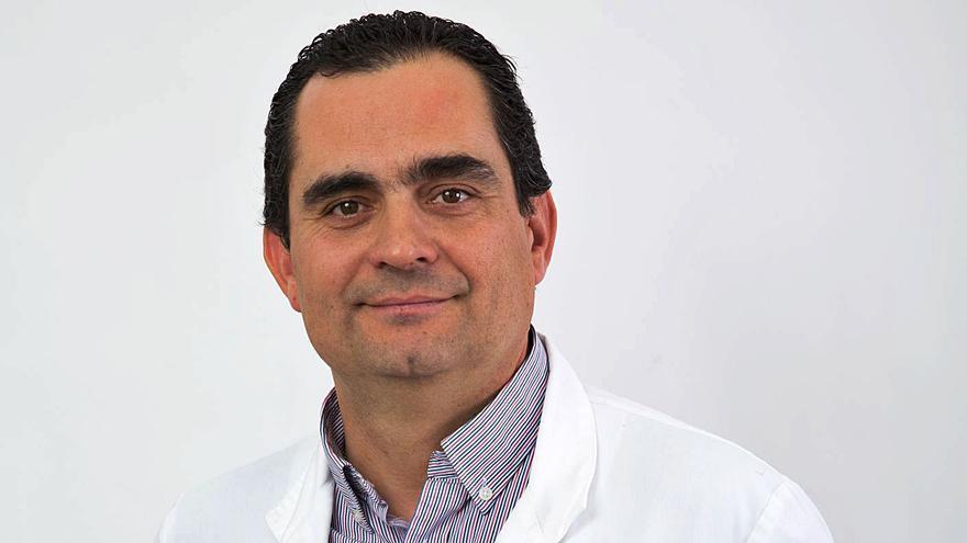 Pedro González Cabezas: «El sistema sanitario no estaba preparado para adaptarse a todo lo que ha ocurrido el último año»