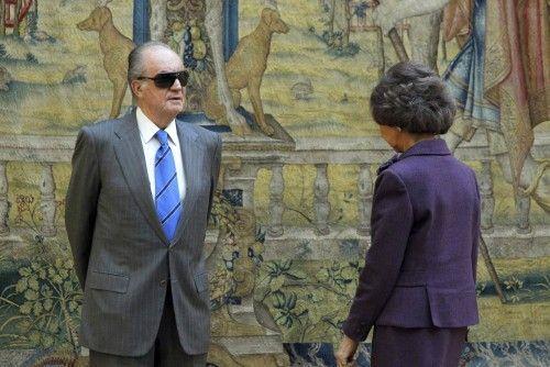 LOS REYES PRESIDEN LA ENTREGA DE MEDALLAS AL MÉRITO EN LAS BELLAS ARTES