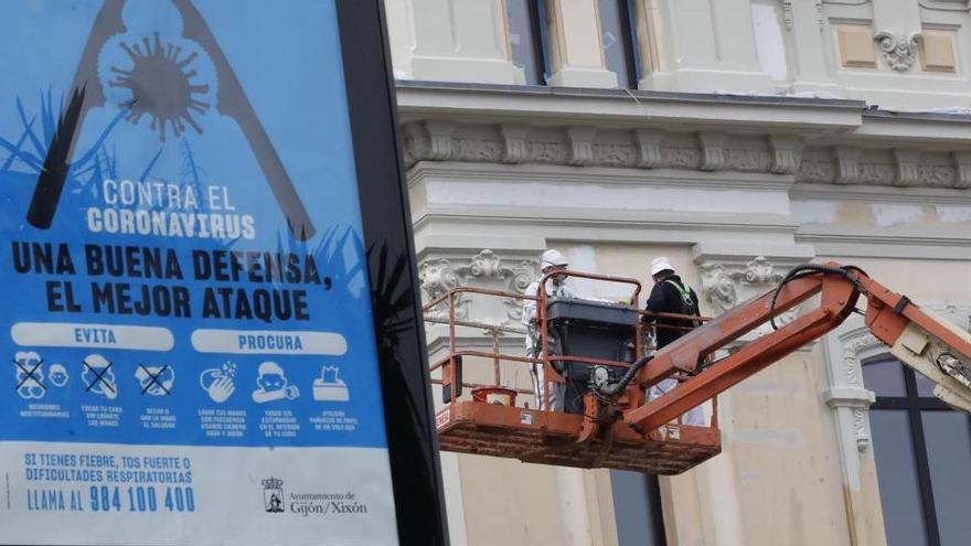 El paro baja en Asturias en 2.400 personas durante el segundo trimestre de 2020
