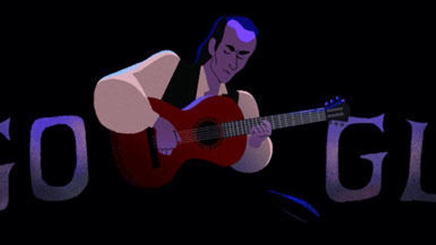 Paco de Lucía: 69 años del nacimiento del genio de la guitarra