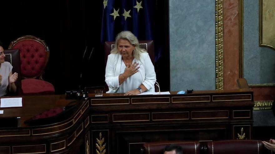 Las víctimas piden en el Congreso no reconocer como actor político a Bildu