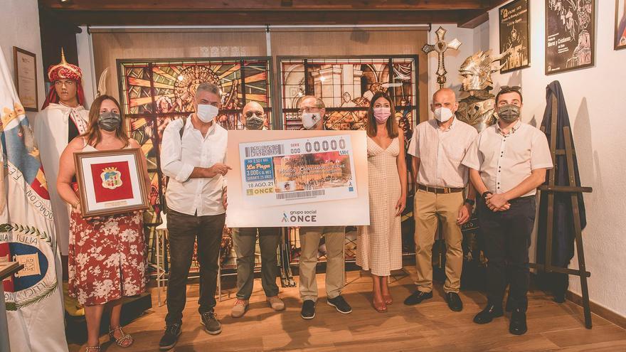El cupón de la ONCE deja 350.000 euros en Elche