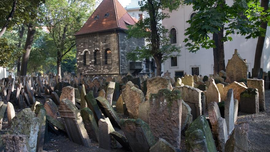 Praga: Els límits d'un cementiri