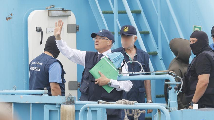 Muere Lino Alonso, el azote aduanero de los narcos en Galicia