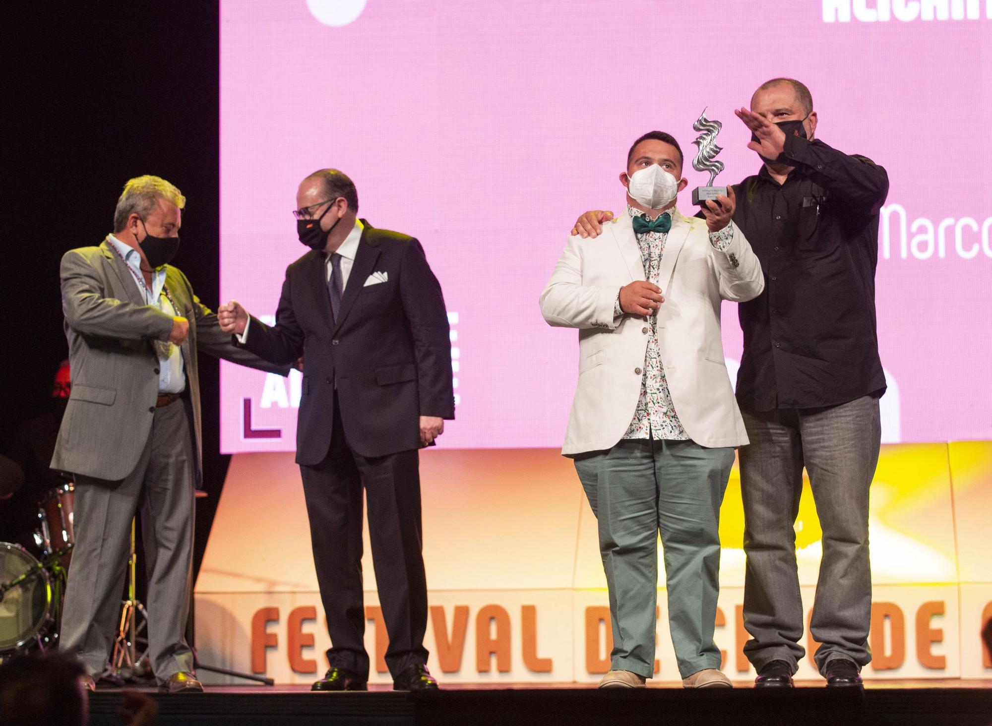 «Coses a fer abans de morir» arrasa en el Festival de Cine de Alicante