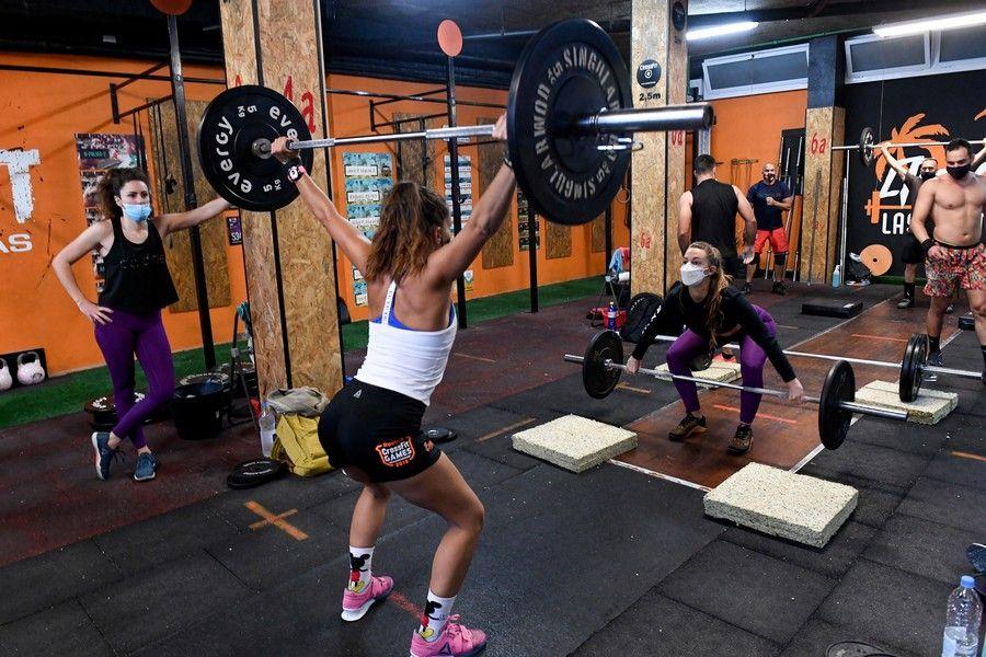 Vuelven los gimnasios tras bajar Gran Canaria a nivel 2 de alerta por Covid