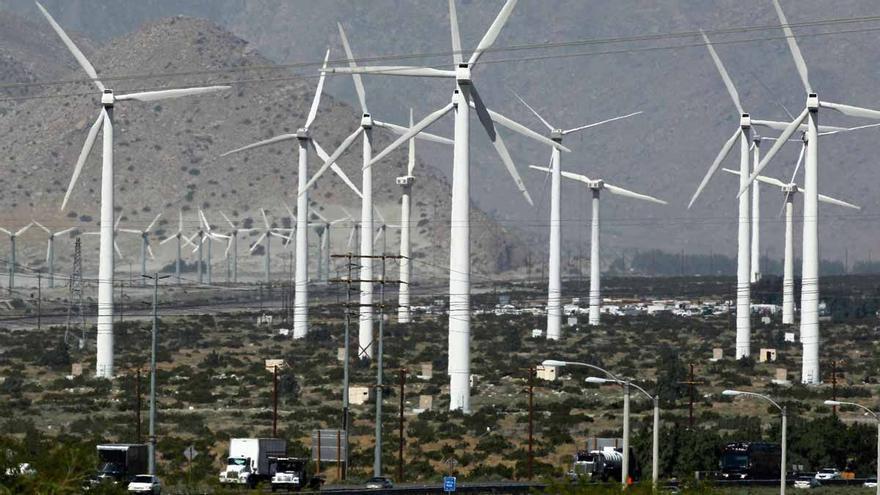 Estados Unidos acusa a España de dumpin en la venta de torres eólicas