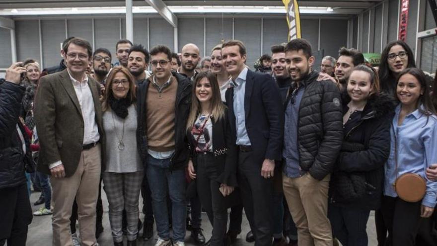 """Mañueco apela a la unidad de voto para """"no darle el poder a la izquierda"""""""
