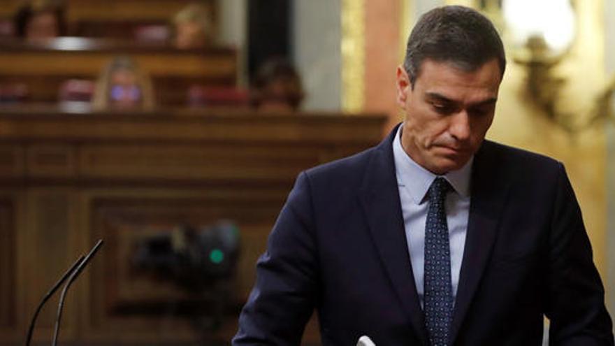 ¿Qué pasa si Pedro Sánchez pierde la segunda votación?