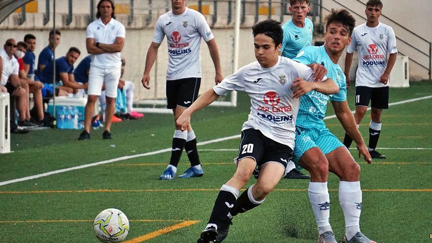 El Atzeneta golea 0-4 al Muro en el primer partido de la pretemporada