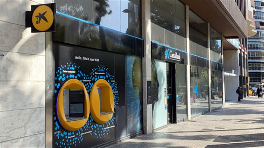 """La rendibilitat de la banca creix fins a """"màxims històrics"""" del 10,86% per la fusió de CaixaBank i Bankia"""