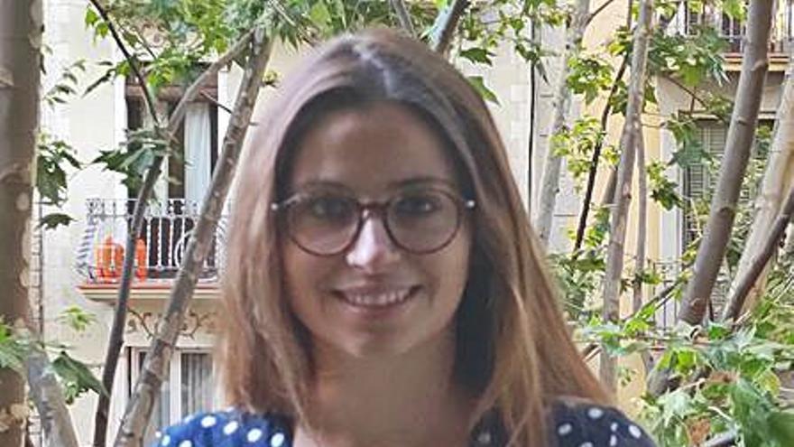 Irene Verdú, d'Oliva, se'n du el Premi Algar de literatura infantil