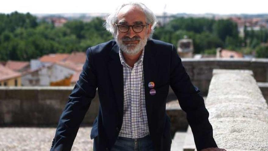 Braulio Llamero abandona la secretaría general de Podemos Zamora