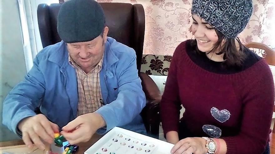 El Plan Aguablanca pone en marcha un curso de atención sociosanitaria en Monesterio