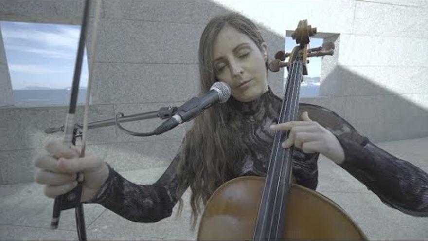 Xela Arias, reinterpretada na combinación de chelo e electrónica de Margarida Mariño