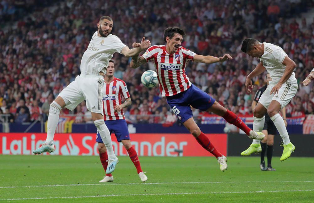LaLiga: Atlético de Madrid - Real Madrid