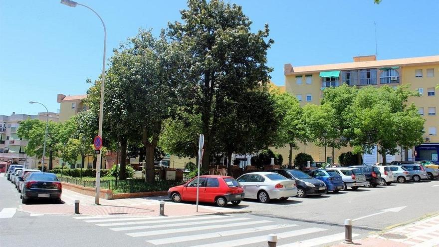 La mitad de las plazas del parking de la plaza del Ajedrez de Estepona serán en propiedad