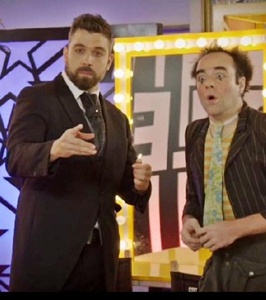 Dos cómicos de Elche... en «Got Talent España»