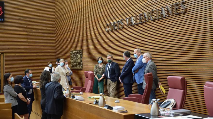 Conflicto en las Cortes por la votación de la ley del juego