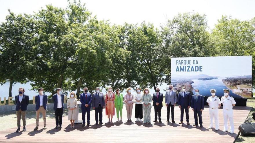 Tomiño y Cerveira lanzan el primer parque transfronterizo de la Eurorregión