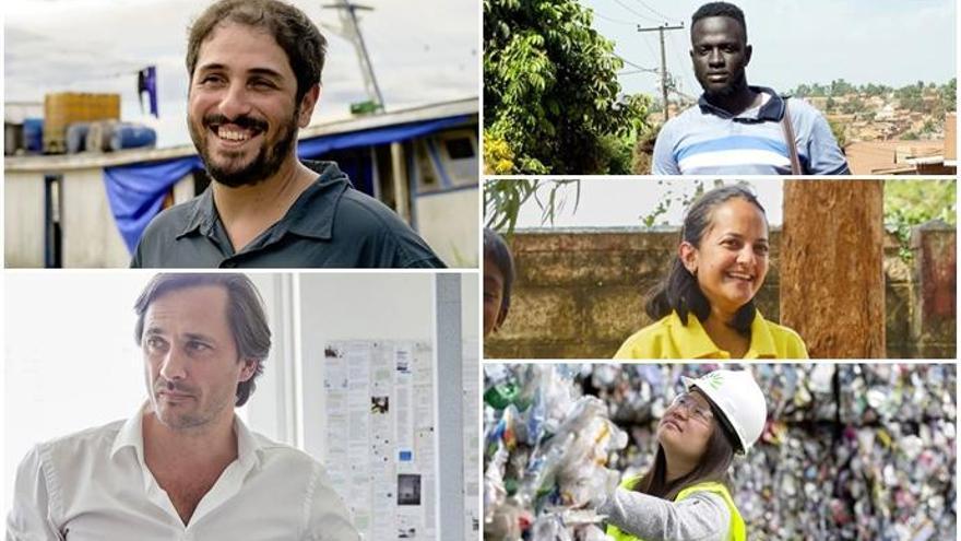 Cinco premios para proyectos que buscan cambiar el mundo