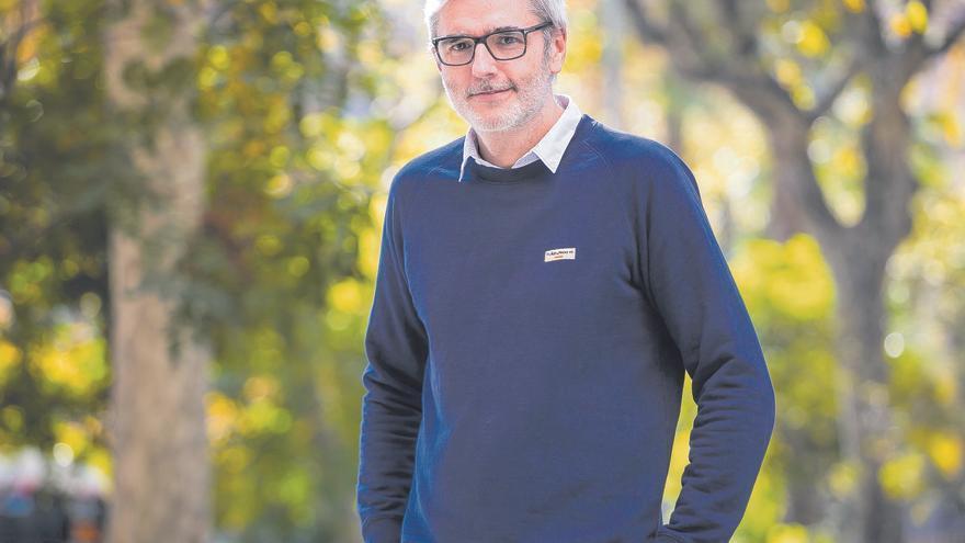 Mikel López Iturriaga: «Reivindico  los platos feos»