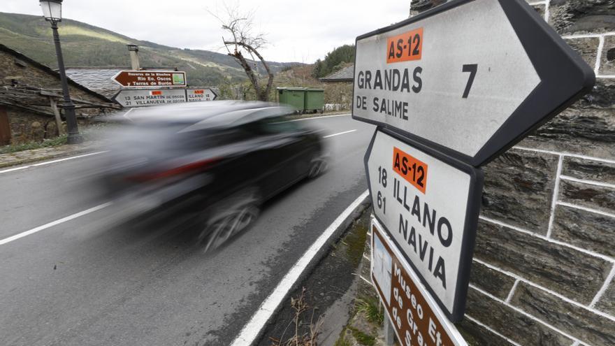 El Franco respalda al valle del Navia en su lucha por la obra del corredor