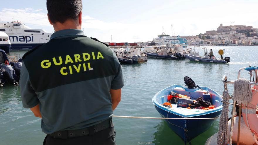 Baleares devolverá a su país de origen a más de 40 argelinos recién llegados en patera