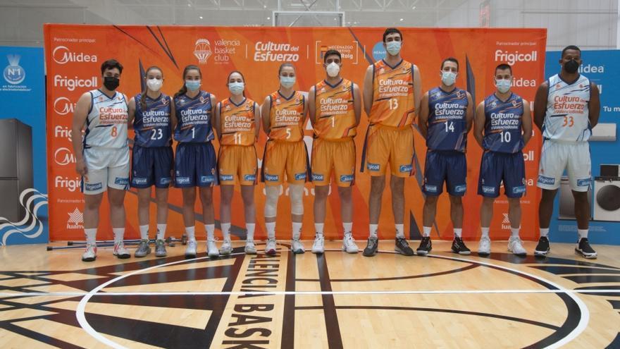 Cuarta cita del calendario 3x3 para los equipos del Valencia Basket