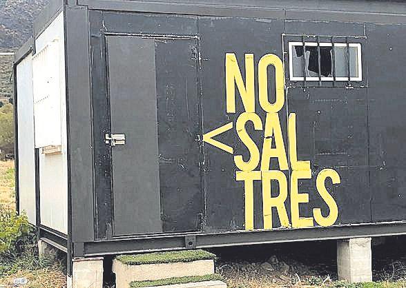 Les bretolades al camp dels Selvatans causen destrosses per valor de 10.000 €