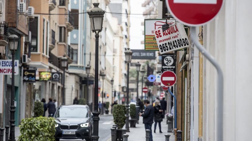 El Colectivo de Comerciantes por Alicante reclama un nuevo bono comercio para Navidad con mayor importe