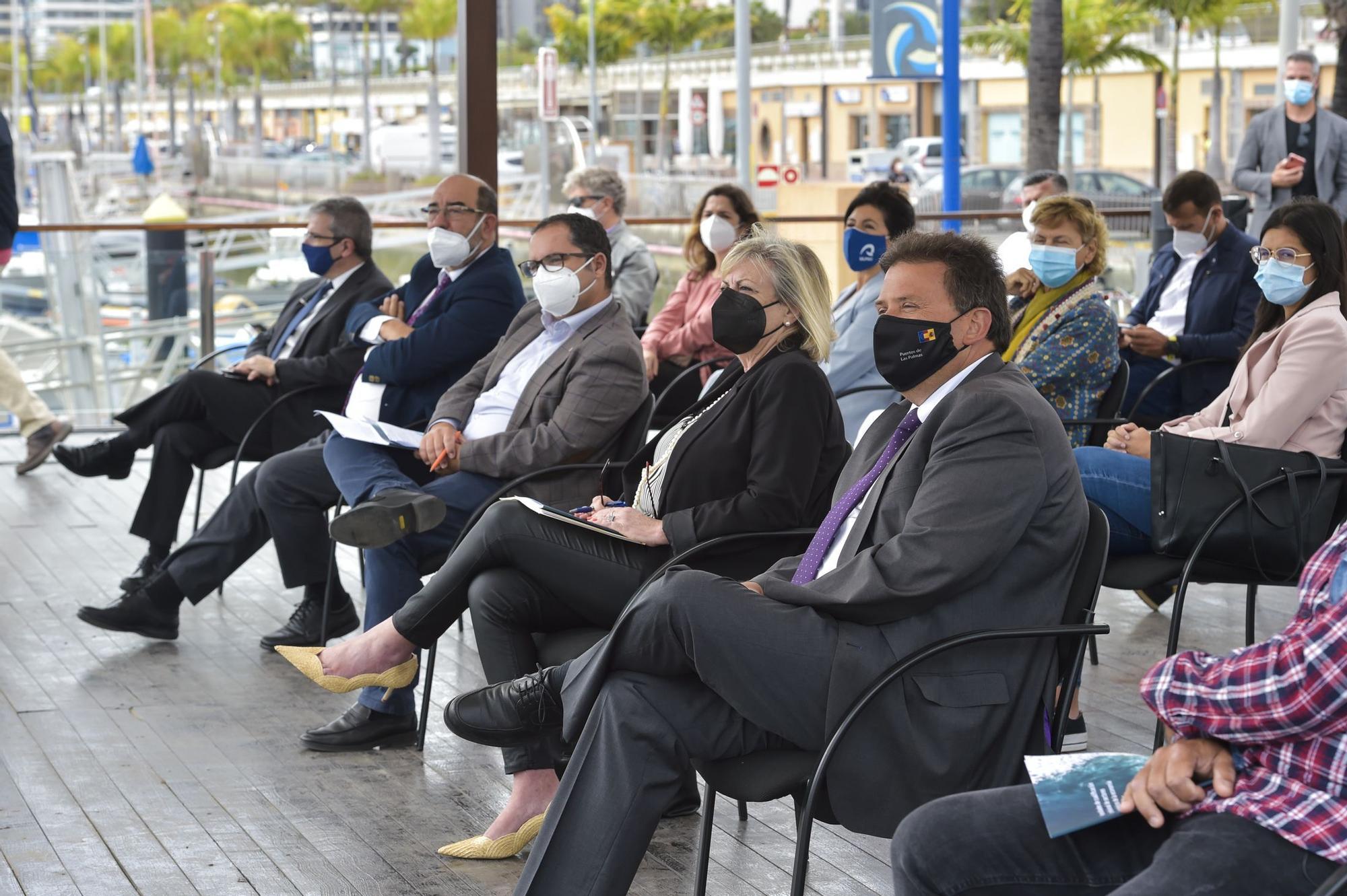 Presentación de un estudio sobre las necesidades formativas en la economía azul