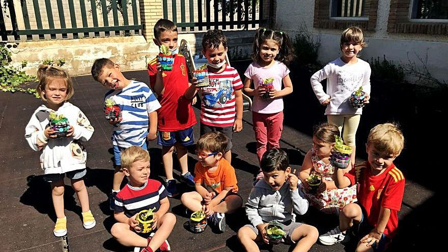 Luceni promueve un divertido cole de verano