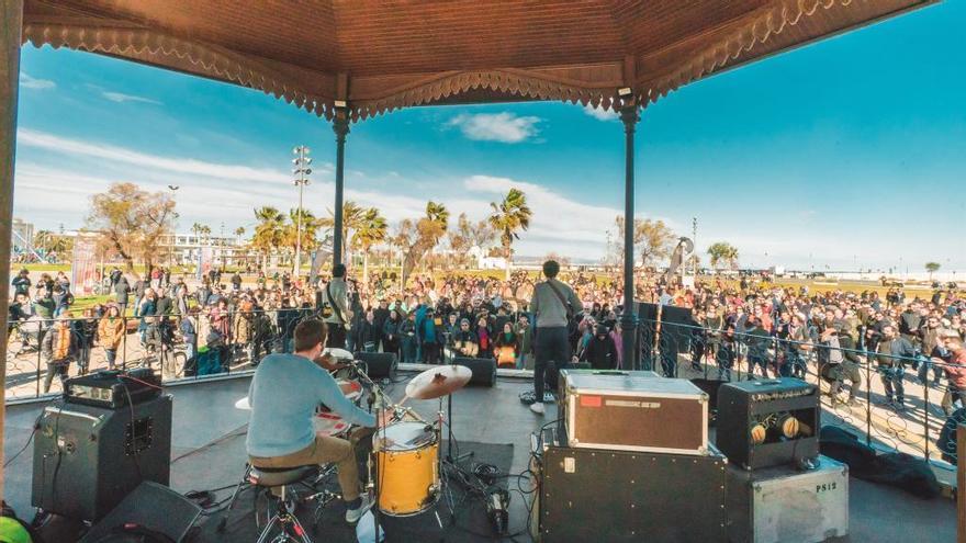 La EMT refuerza el servicio para los conciertos del sábado