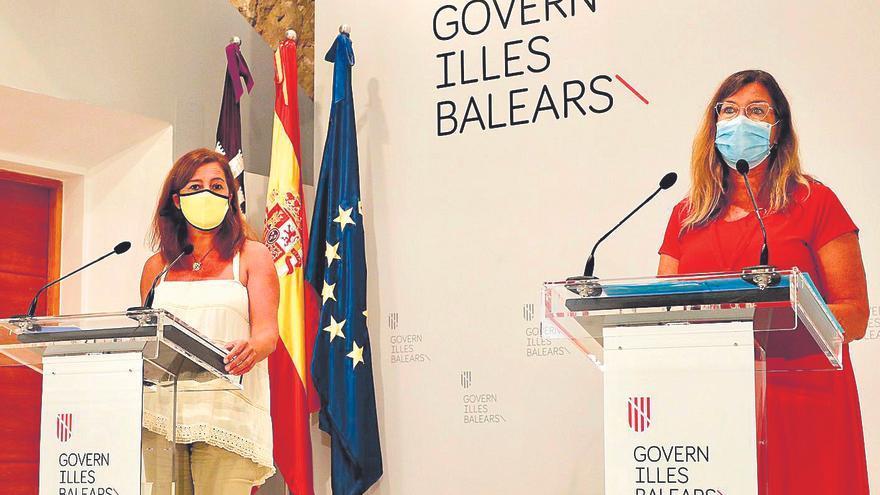 Armengol desautoriza al IB-Salut y ordena reabrir el expediente de Son Pisà por discriminación del catalán