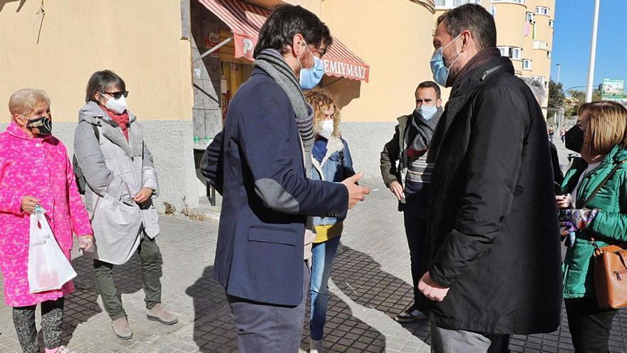 El Consell deja sin fecha los dos derribos en Los Palmerales que costarán más de 400.000 euros