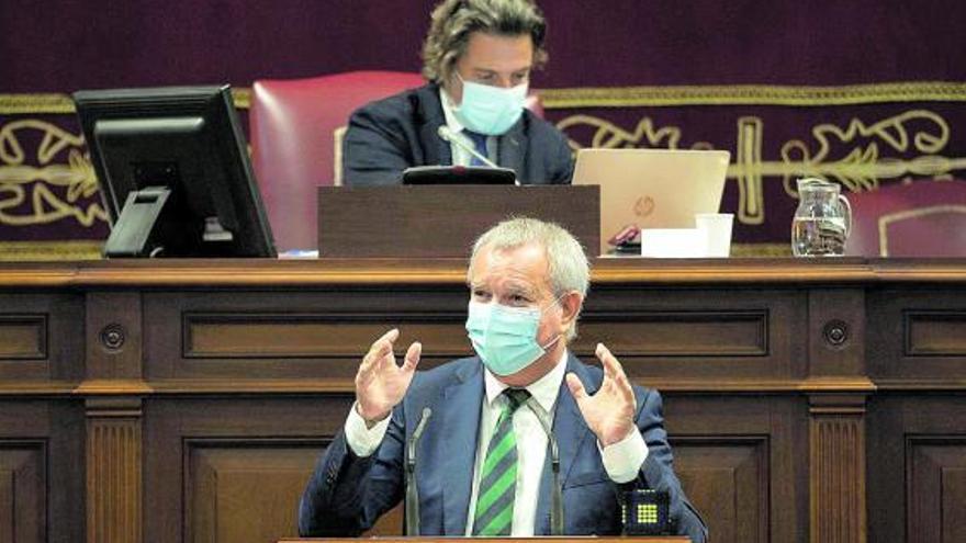 Franquis asegura que el Estado saldará la deuda de carreteras en cinco años