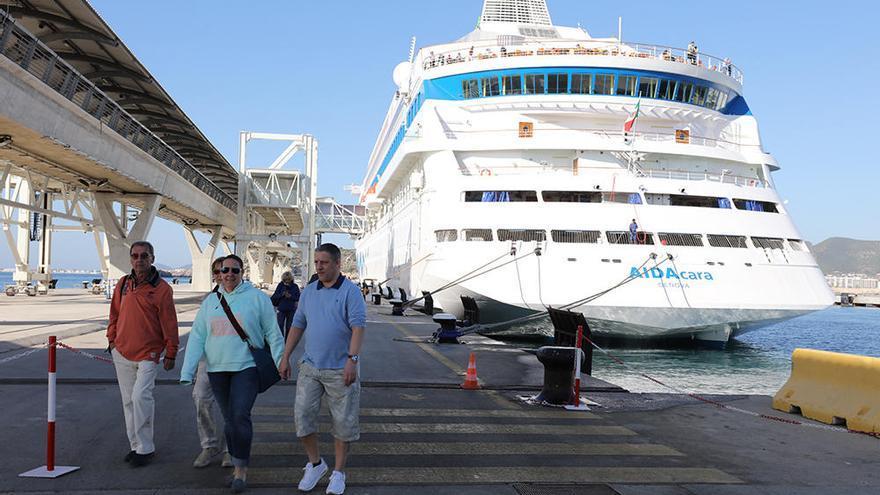 PCR primero y antígenos en la escala: ¿Qué normas deben cumplir los cruceristas que lleguen a Baleares?