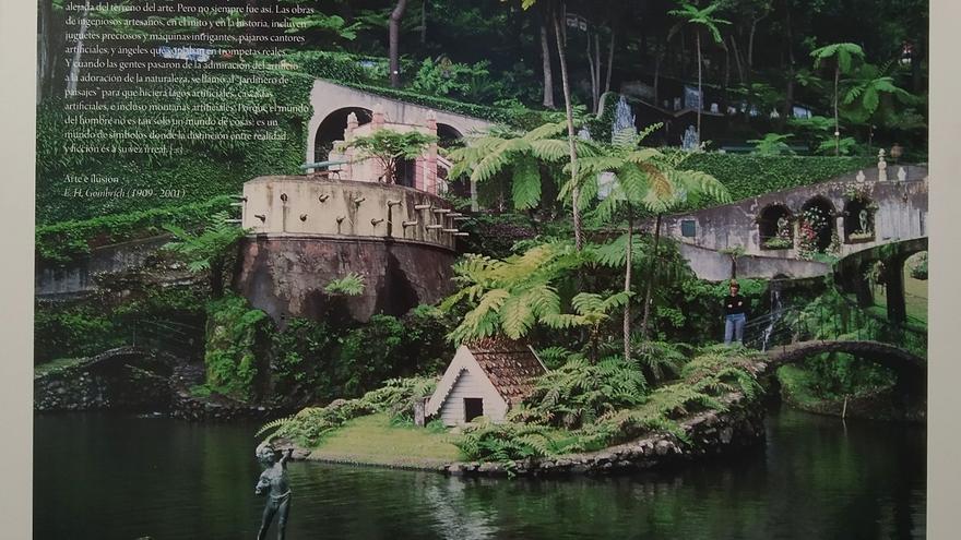 Últimos días para visitar en el Botánico la exposición fotográfica 'Palabras en el Jardín'
