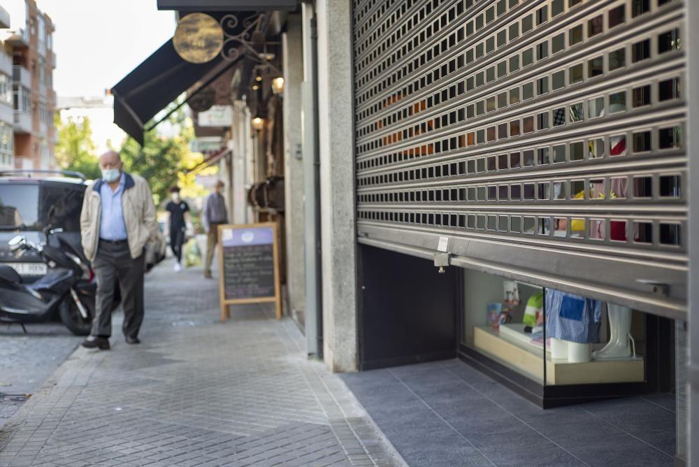 Así fue la primera jornada de cerrojo a Ourense. // B.L/C.P