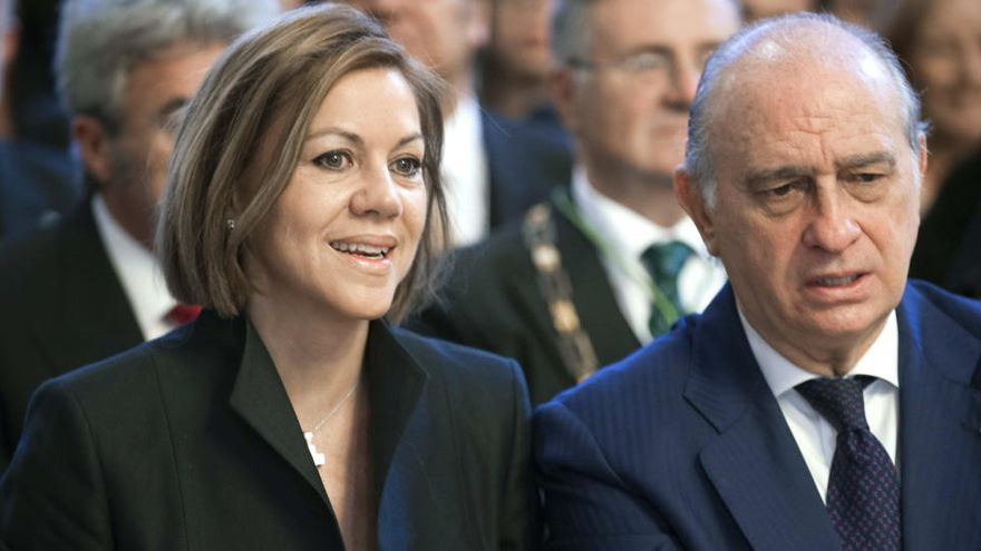 La Fiscalía pide imputar a Cospedal y Fernández Díaz en el Caso Villarejo