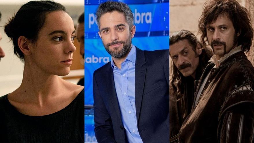 'Antidisturbios', 'El Ministerio del Tiempo' y Roberto Leal, entre los ganadores de los Iris 2020/2021