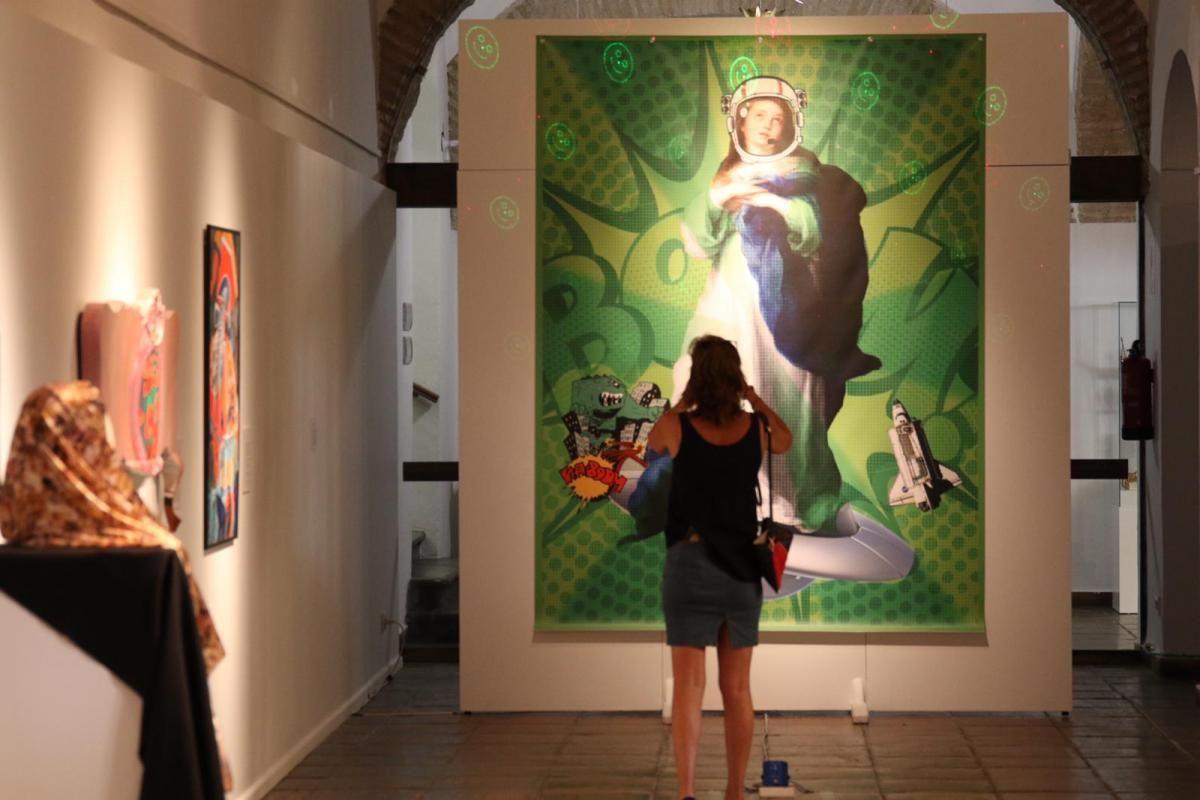 Exposición 'Maculadas sin Remedio' en el Palacio de la Merced