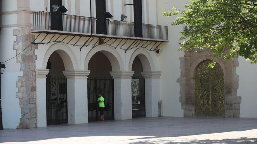 El Obispado recurre ante la justicia el cierre de la Basílica de Lledó