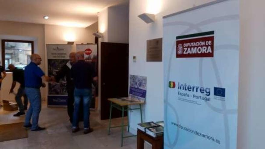 La Diputación de Zamora, presente en el Festival del Arándano