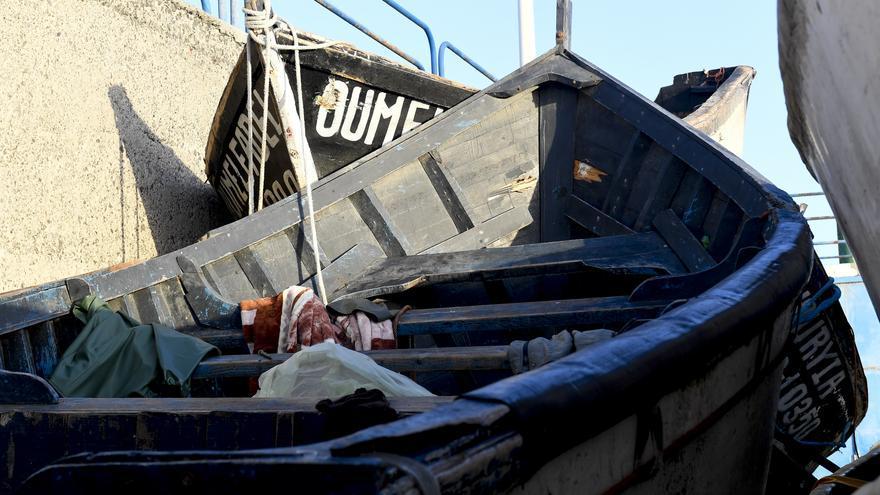 Rescatan dos embarcaciones cerca de Gran Canaria con un total de 64 migrantes