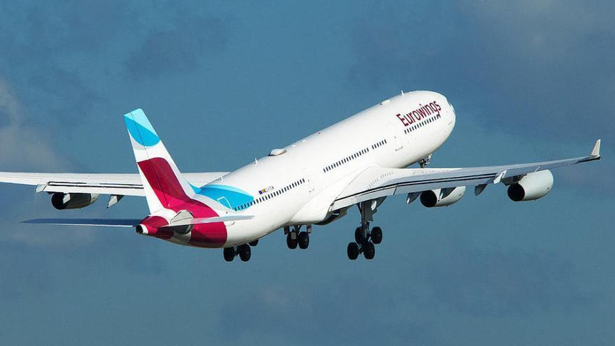 Eurowings setzt jetzt auch auf britische Mallorca-Urlauber